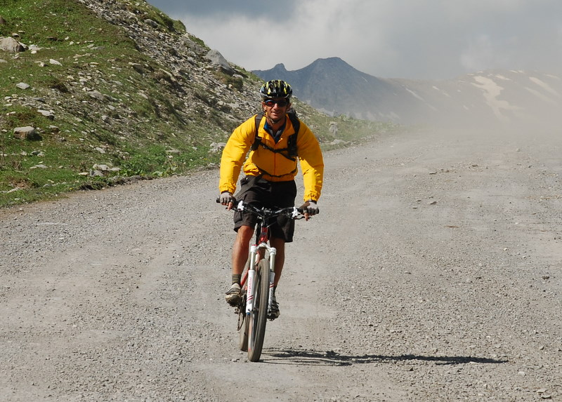 MTB Touren in Georgien