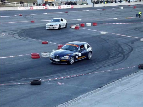 Rustavi International Motorpark - Pair racing. Winter season 2012-2013