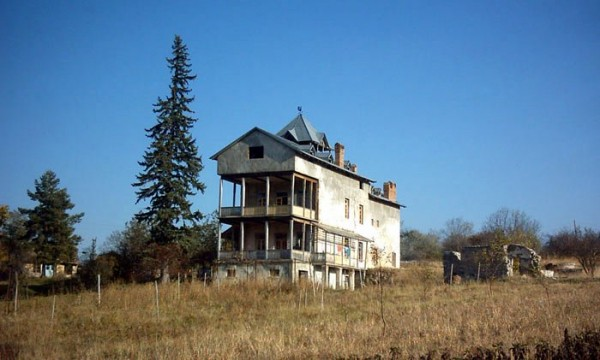 Die Art Villa Garikula in Georgien