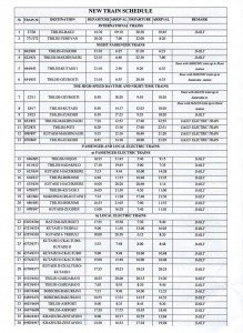 Train schedule railway Georgia 2013 for the the accuracy, we assume no responsibility
